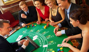 Casino Event in Erfurt