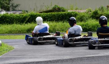 Team Event Kartfahren in Erfurt