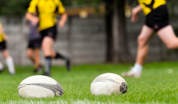 Rugby Team Event in Erfurt