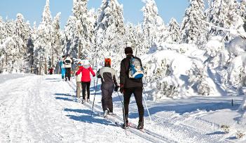 Team Event Skifahren in Erfurt