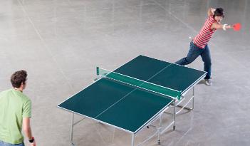 Tischtennis Team Event in Erfurt