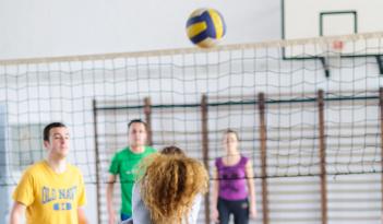 Volleyball Team Event in Erfurt